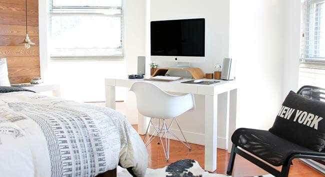 Slaapkamer Indeling Tips : Kleine slaapkamer inrichten woongeluck
