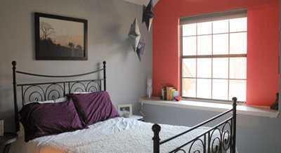 Slaapkamer Muur Kleuren : Kleine slaapkamer inrichten woongeluck
